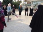 Jordanian Teachers Get Ready for Goal!