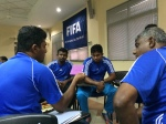 Sri Lankan Football Federation and SCB Team Up to Implement Goal