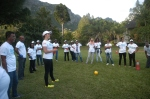 The Island of Mauritius Launches Goal