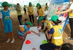 FFAV Use Goal Tents To Spread Life Skill Messages During Tournament