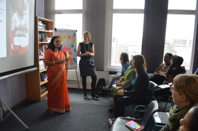 Women Win Partners Meet in Amsterdam To Share Goal Best Practices
